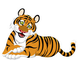 clipart of tiger clipartxtras