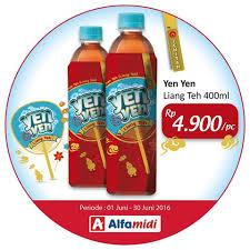 Teh Ichi ichitan yen yen seeks to cool spicy food mini me