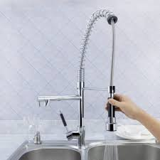 cheap kitchen faucets with sprayer best faucets decoration