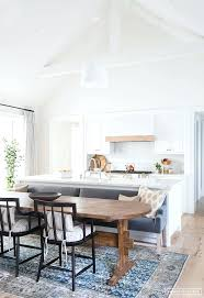 white kitchen islands with seating island table long narrow dining table in kitchen rustic dining