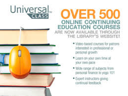 universal online class buchanan county library universal class