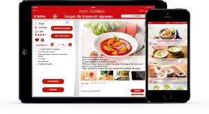 application recettes de cuisine applications recettes cookeo recettes cookeo