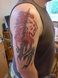 9 best leo lion tattoos for women images on pinterest google