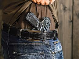 Most Comfortable Concealed Holster Practical Concealed Carry How To Carry A Full Size Pistol