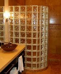glass block bathroom ideas glass block shower ewdinteriors