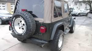 1997 Wrangler Sport 1997 Jeep Wrangler Sport Youtube