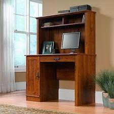 Desks With Shelves by Traditional Computer Desks Furniture With Shelves Ebay