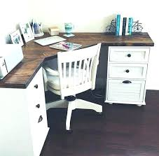 Corner Office Desk Best Brilliant Small Corner Office Desk For Household Remodel