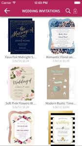 wedding invitations app weddingpaperie invites more on the app store