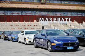 maserati china 征歐亞 u2022越百年 u201d 瑪莎拉蒂百年慶典 香港第一車網car1 hk