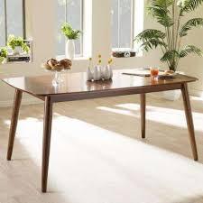 mid century modern kitchen u0026 dining tables kitchen u0026 dining