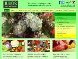 fruit boutique julio s fruit boutique fruit and vegetable platters teaneck nj