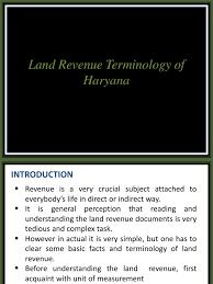 haryana land measurement units area units of measurement