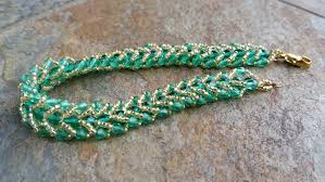 bracelet bead tutorials images Free beading patterns myamari jpg