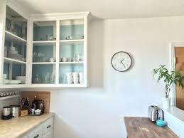 beautiful decoration paint inside of cabinets best 25 ideas on