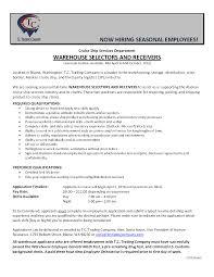 Warehouse Resume Skills Free Warehouse Labourer Resume Sample Cipanewsletter With Regard To