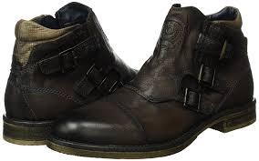 mens biker shoes bugatti coats sale bugatti men u0027s 311197303000 biker boots shoes
