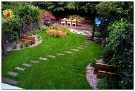 Landscape Ideas For Small Backyard by Backyards Innovative Free Small Backyard Landscape Ideas Garden