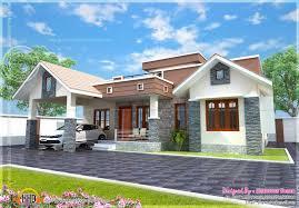 single floor house u2013 modern house