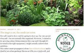 10 gardening blogs to follow