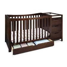 Cheap Convertible Crib Graco Remi 4 In 1 Convertible Crib And Changer Espresso