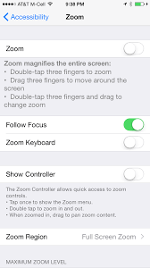 pro tip dim your ios screen with an accessibility setting trick figure a