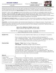 Effective Resume Templates Resume Samples Uva Career C Peppapp
