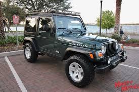 used jeep wrangler rubicon 2003 jeep wrangler rubicon used jeep wrangler for sale in winter