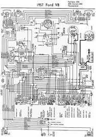 wiring diagram for 1956 thunderbird circuit and wiring diagram