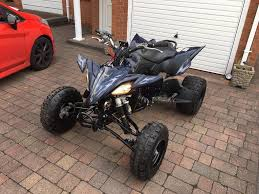yamaha yfz 450 2014 road legal not raptor 660 700 ltr in
