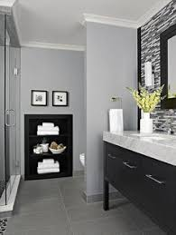 Gray And Black Bathroom Ideas Best 25 Blue Grey Bathrooms Ideas On Pinterest Bathroom Paint