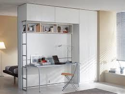 lit escamotable avec bureau armoire lit superposes escamotable avec bureau pliable