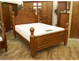 Light Wood Bedroom Sets Bedroom Affordable Natural Finished Teak Wood Full Size Bed