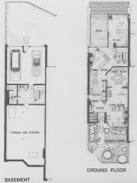 mid century modern and 1970s era ottawa mcm townhouses and semi