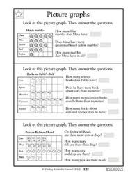 reading charts worksheets for grade 1 reading tables