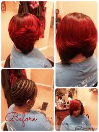 full sew in bob with no leave out boblife sewinbob