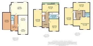 Six Bedroom Floor Plans 6 Bedroom Detached House For Sale In The Fairways Dukinfield