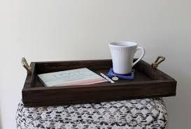 tray using drawer knob handles