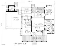 Traditional Home Floor Plans 1 1124 Period Style Homes Plan Sales