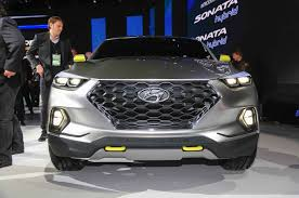 ford crossover truck hyundai mulls over a high end performance truck to combat ranger