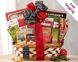wine and country baskets last minute gift ideas the tinkering spinster