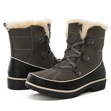 womens winter boots s winter boots grey aka hola