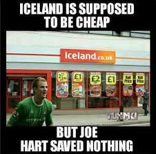 Iceland Meme - another brexit shameful england mocked across europe after iceland