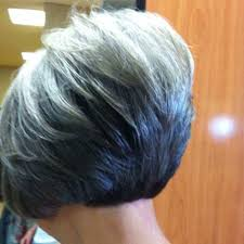 graduated bob haircuts for older women my style pinterest