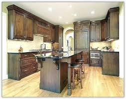 Modernizing Oak Kitchen Cabinets How To Refresh Oak Kitchen Cabinets Faced