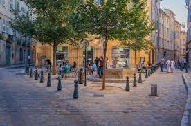 top french cities to visit start with aix en provence