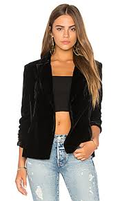 shop women u0027s blazers in black white and more at revolve