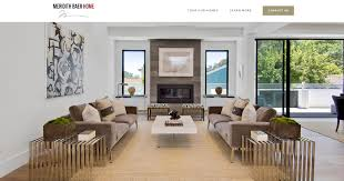 model home interior designers meridith baer home home staging luxury furniture leasing