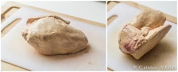 cuisiner un foie gras foie gras maison bien choisir et préparer un foie gras cru