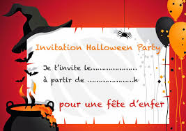 invitations u2013 halloween gratuite u2013 fun for halloween